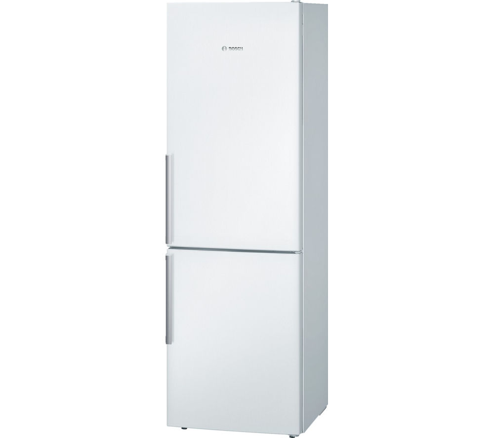 BOSCH Serie 6 KGE36BW41G 60/40 Fridge Freezer - White