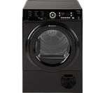 HOTPOINT Ultima S-Line SUTCD97B6KM Condenser Tumble Dryer - Black
