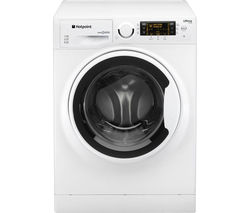 HOTPOINT Ultima S-line RPD10457J Washing Machine - White