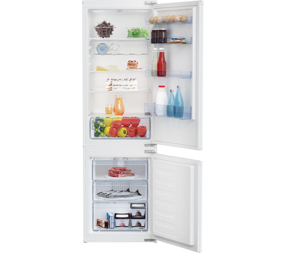 Compare retail prices of Beko BCFD173 Integrated Fridge Freezer to get the best deal online