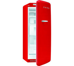 CVB20RR1 Tall Freezer - Red