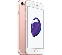 iPhone 7 - Rose Gold, 128 GB