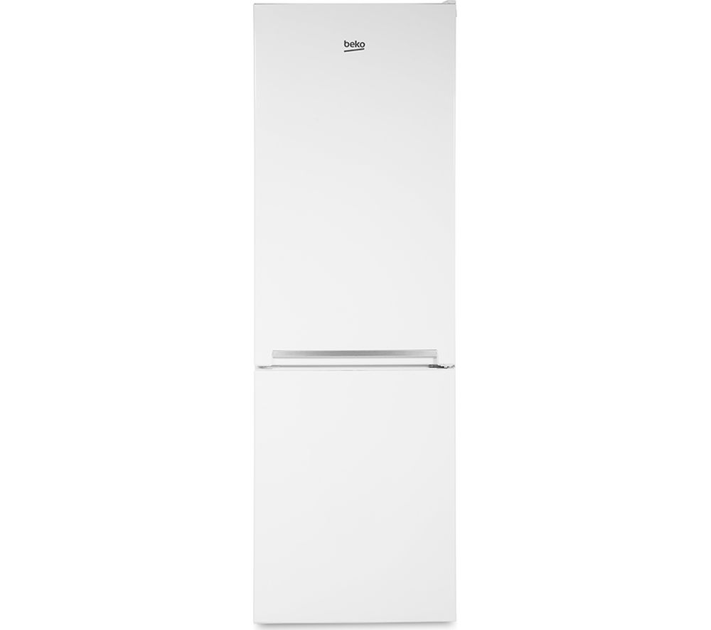 BEKO CSG1571W Fridge Freezer - White, White