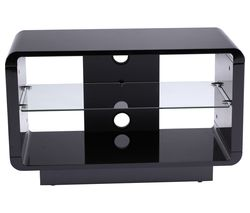 ALPHASON Luna 800 TV Stand - Black