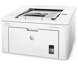 HP LaserJet Pro M203DW Monochrome Wireless Laser Printer