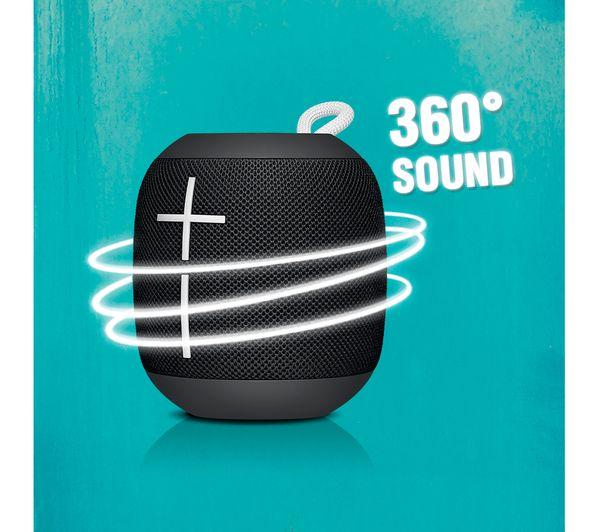 Buy ULTIMATE EARS WONDERBOOM Portable Bluetooth Wireless ...