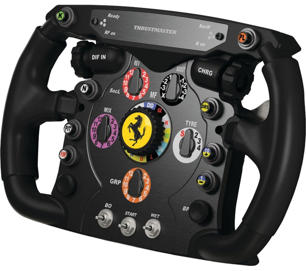 Compare prices for Thrustmaster Ferrari F1 Add-On Wheel