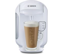 TASSIMO by Bosch Vivy2 TAS1404GB Hot Drinks Machine - White