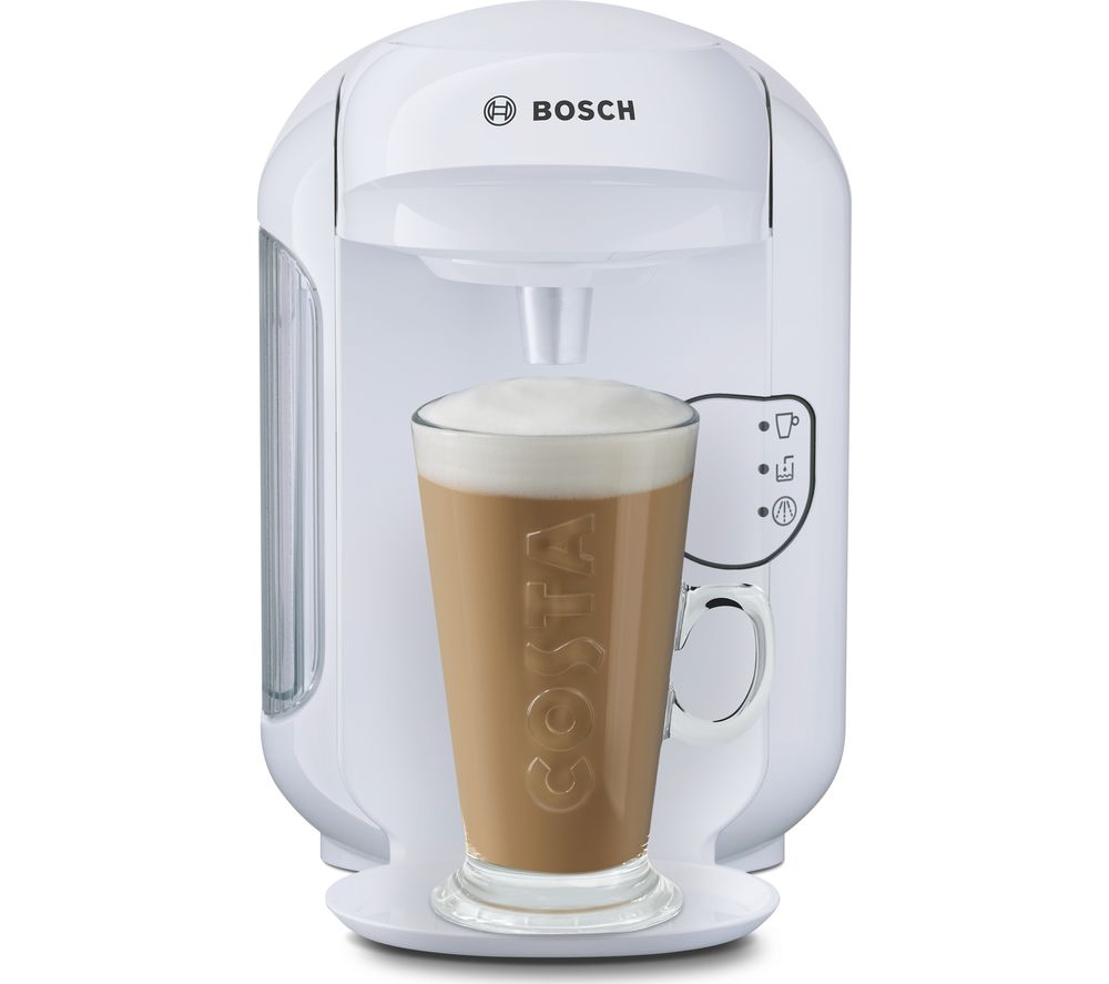 buy tassimo by bosch vivy2 tas1404gb hot drinks machine white free delivery currys. Black Bedroom Furniture Sets. Home Design Ideas