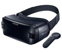 SAMSUNG Gear VR Headset & Controller - Grey