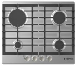 HGH64SCE X Gas Hob - Stainless Steel