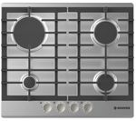 HOOVER HGH64SCE X Gas Hob - Stainless Steel