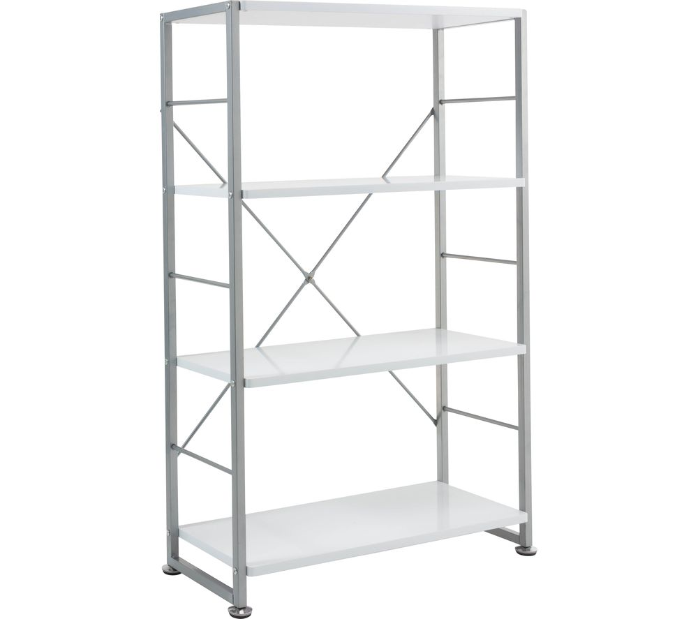 ALPHASON Cabrini ABC65043-WH Bookcase - White, White
