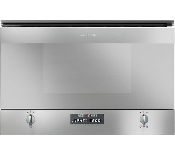 Mp422x Smeg Cucina Mp422x Built In Compact Microwave With Grill