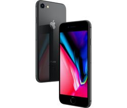 APPLE iPhone 8 - 256 GB, Space Grey
