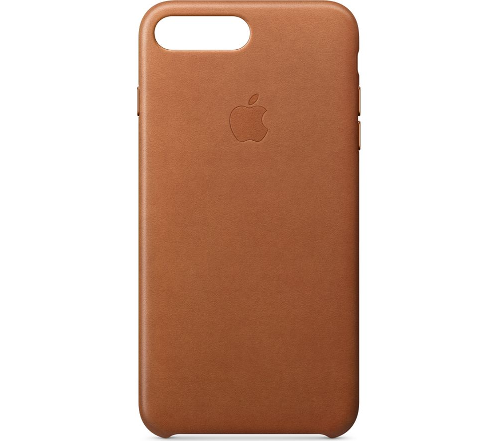 info for c95ff 16931 APPLE iPhone 8 Plus & 7 Plus Leather Case - Saddle Brown