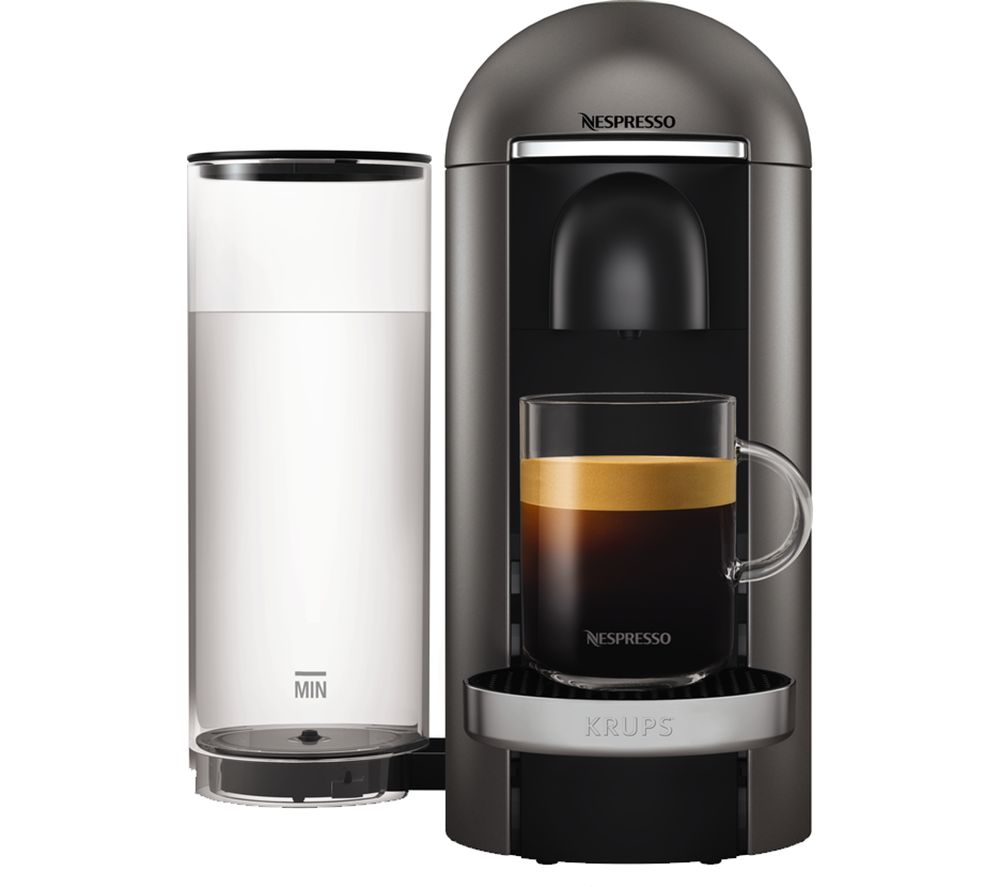 nespresso by krups vertuoplus xn900t40 coffee machine. Black Bedroom Furniture Sets. Home Design Ideas