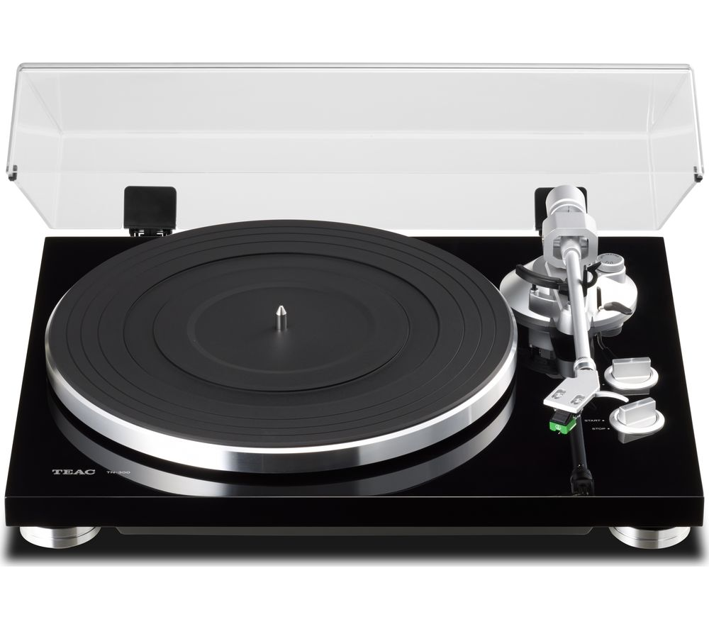 Compare retail prices of TEAC TN-300 Bluetooth Turntable - Black to get the best deal online