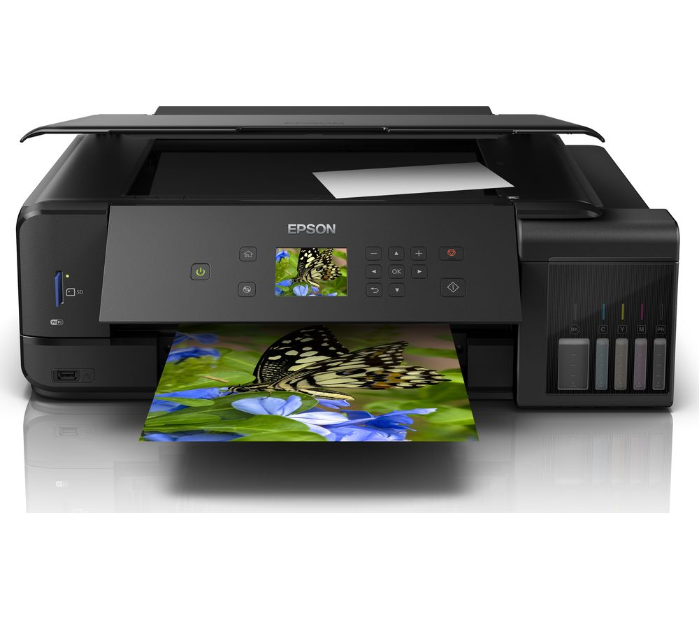 EPSON EcoTank ET-7750 All-in-One Wireless A3 Photo Printer