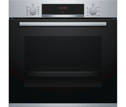 BOSCH HBS534BS0B Electric Oven - Stainless Steel