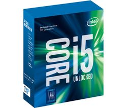 INTEL Core™ i5-7600K Unlocked Processor