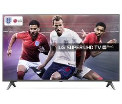 "LG 49SK8000PLB 49"" Smart 4K Ultra HD HDR LED TV"