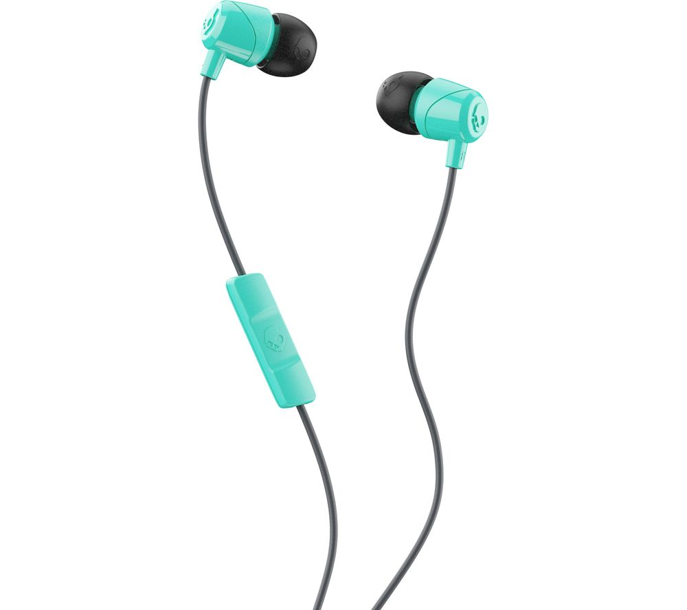 SKULLCANDY Jib Headphones - Miami & Grey