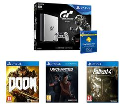 SONY PlayStation 4 Games & Accessory Bundle