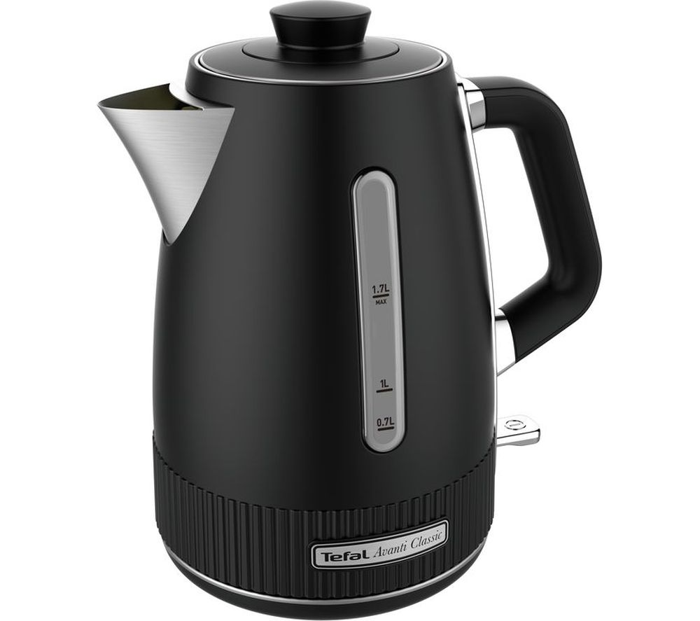 TEFAL Avanti Classic KI290N40 Traditional Kettle - Matte Black