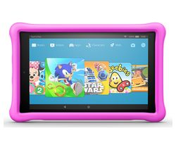 AMAZON Fire HD 10 Kids Edition Tablet (2018) - 32 GB, Pink