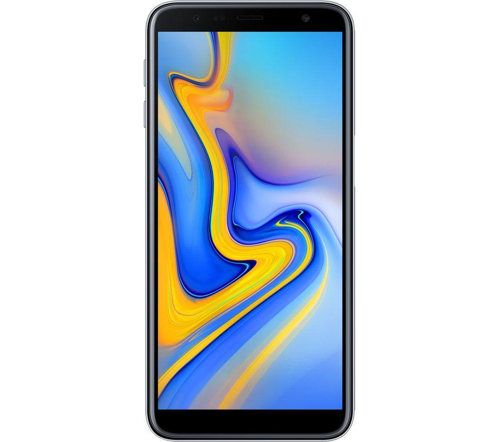 SAMSUNG Galaxy J6 Plus - 32 GB, Grey