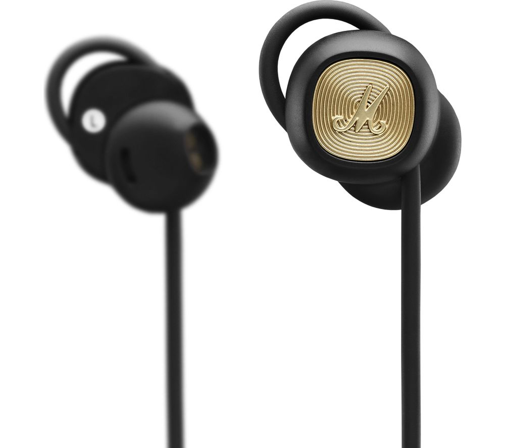 MARSHALL Minor II Wireless Bluetooth Headphones - Black