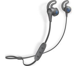 JAYBIRD X4 Wireless Bluetooth Headphones - Metallic Glacier Silver