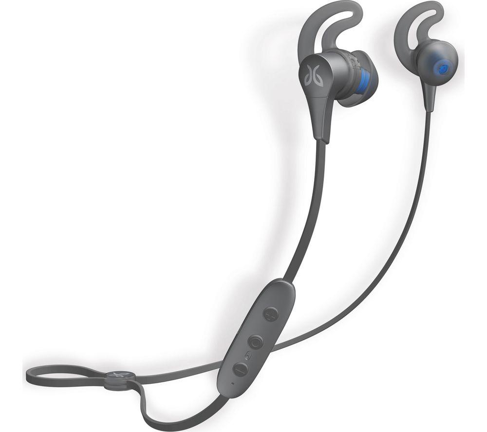 JAYBIRD X4 Wireless Bluetooth Headphones - Metallic Glacier Silver