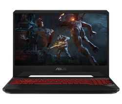 "ASUS TUF FX505DY 15.6"" AMD Ryzen 5 RX 560X Gaming Laptop - 1 TB HDD & 256 GB SSD"