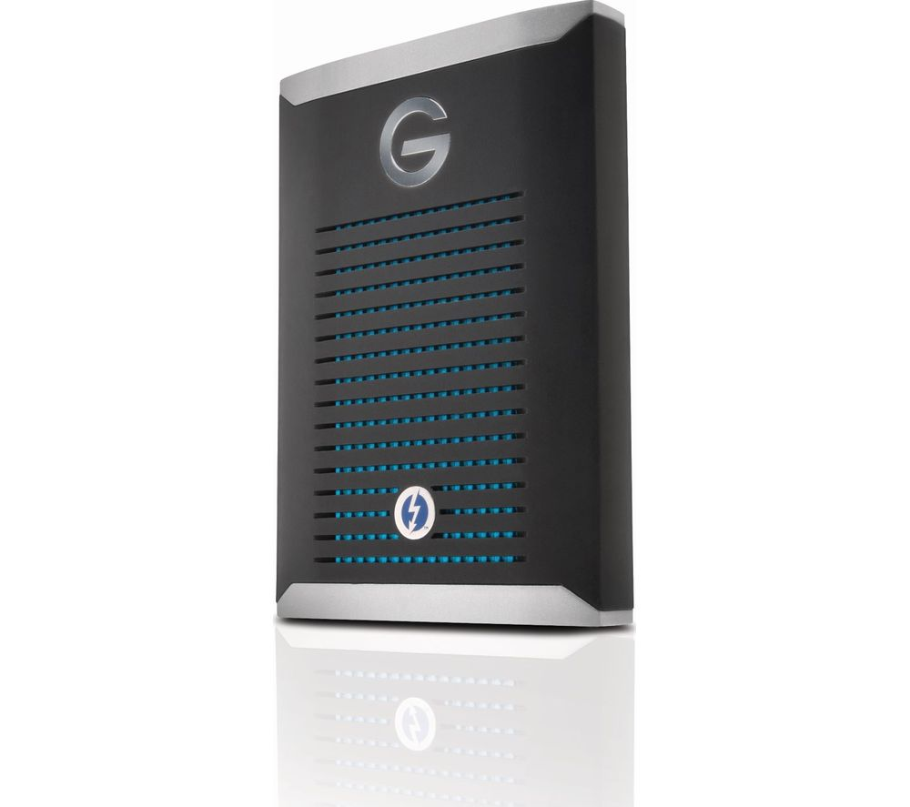G-TECHNOLOGY G-DRIVE mobile Pro External SSD - 500 GB