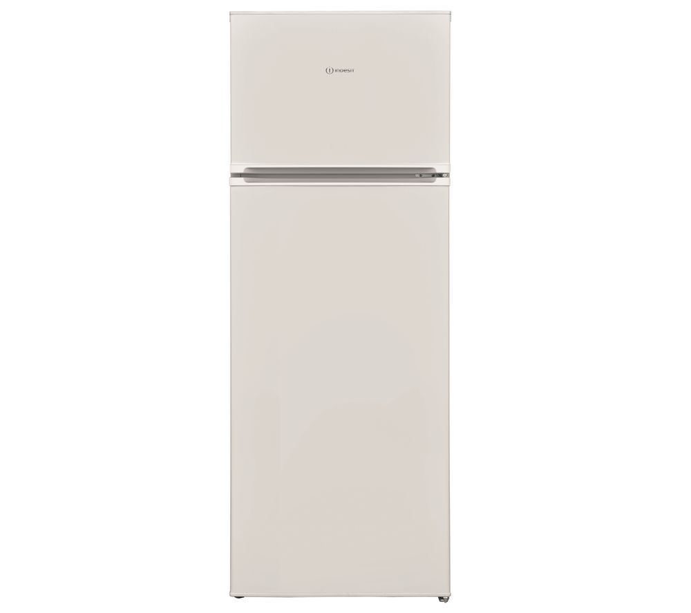 INDESIT I55TM 4110 W 70/30 Fridge Freezer - White, White