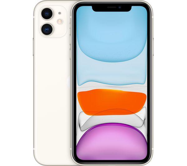 Apple iPhone 11 - 128 GB, White