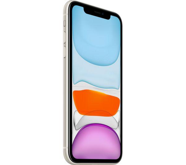 Apple iPhone 11 - 128 GB, White 2