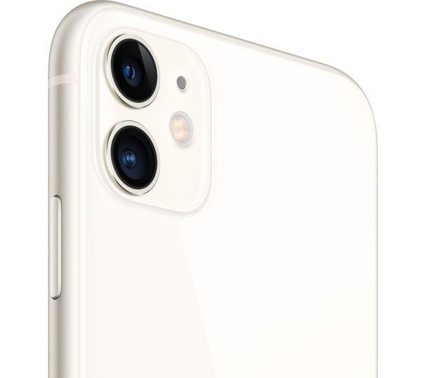Apple iPhone 11 - 128 GB, White 3