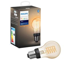 Hue Filament Bluetooth LED Bulb - A60, E27