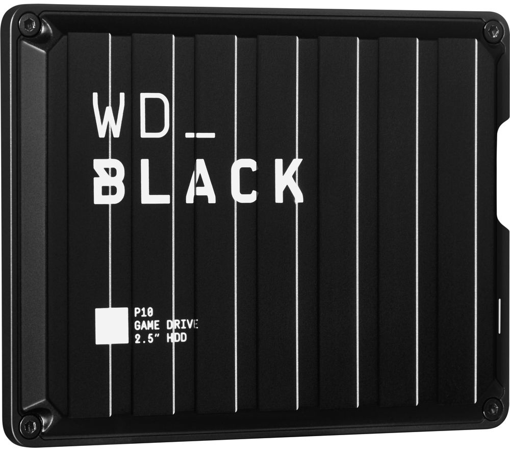 WD _BLACK P10 Game Drive - 2 TB, Black