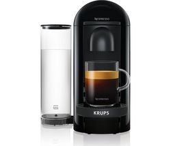 KRUPS NESPRESSO by Krups Vertuo Plus XN903840 Coffee Machine - Black