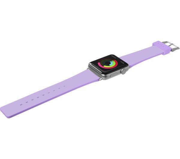 Image of LAUT Pastel Apple Watch 38 / 40 mm Strap - Violet