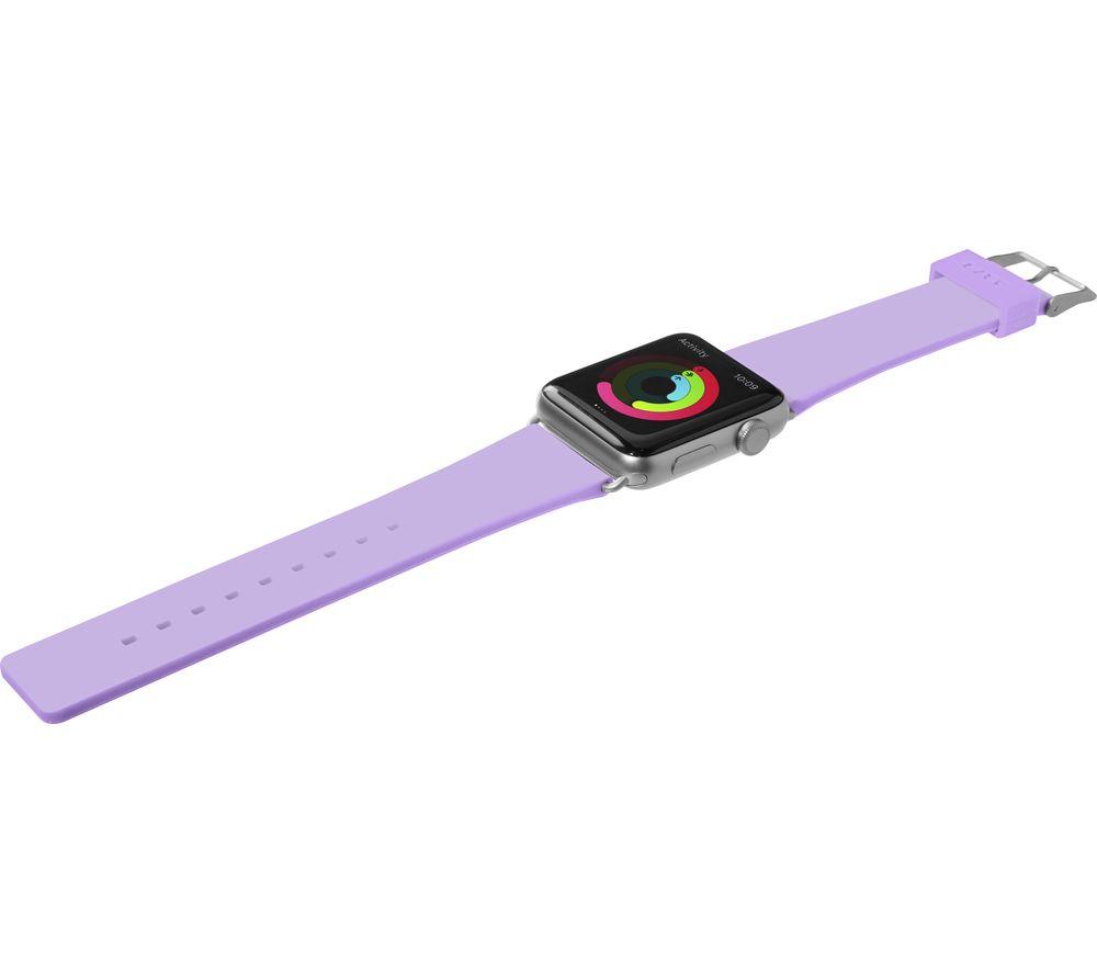 LAUT Pastel Apple Watch 38 / 40 mm Strap - Violet