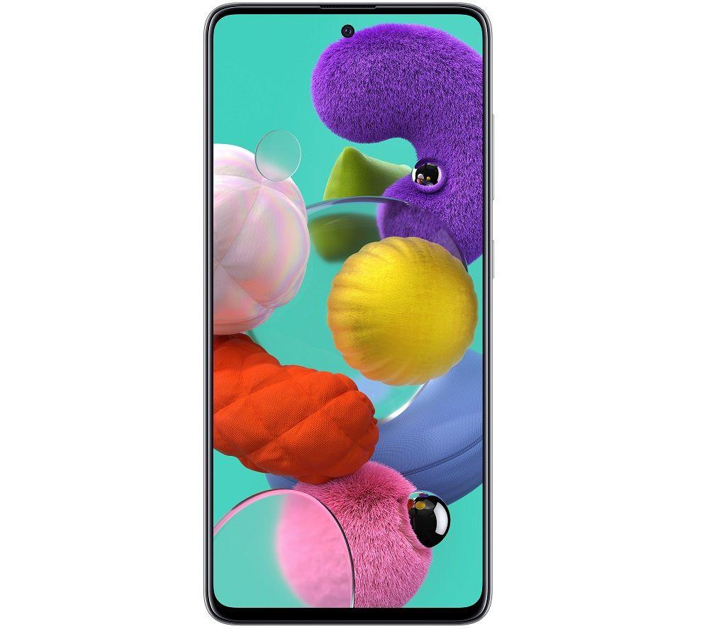 SAMSUNG Galaxy A51 - 128 GB, White