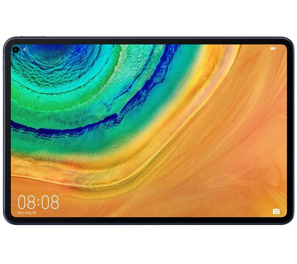 """Image of HUAWEI MatePad Pro 10.8"""" Tablet - 128 GB, Midnight Grey"""