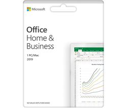 Office Home & Business 2019 - Lifetime for 1 user