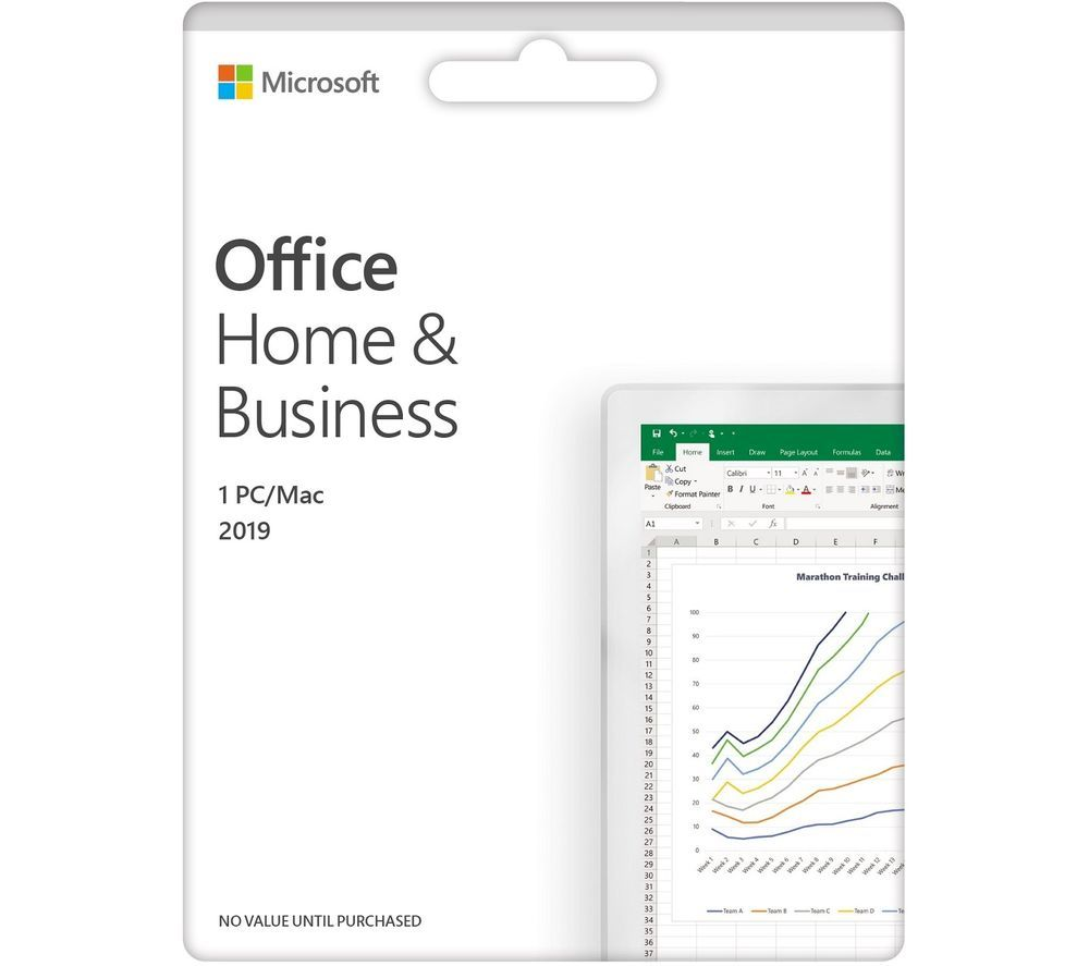 Image of MICROSOFT Office Home & Business - Lifetime for 1 user