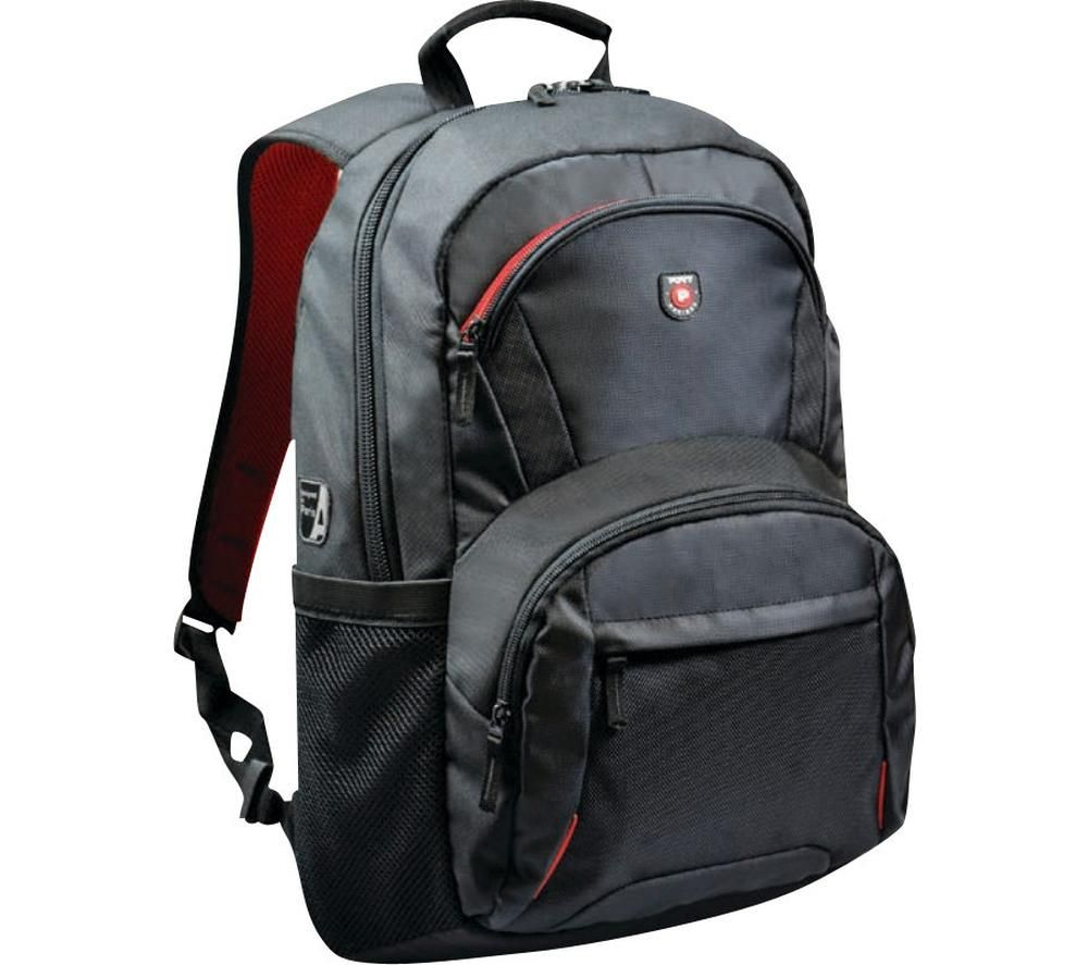 "PORT DESIGNS Houston 15.6"" Laptop Backpack - Black"
